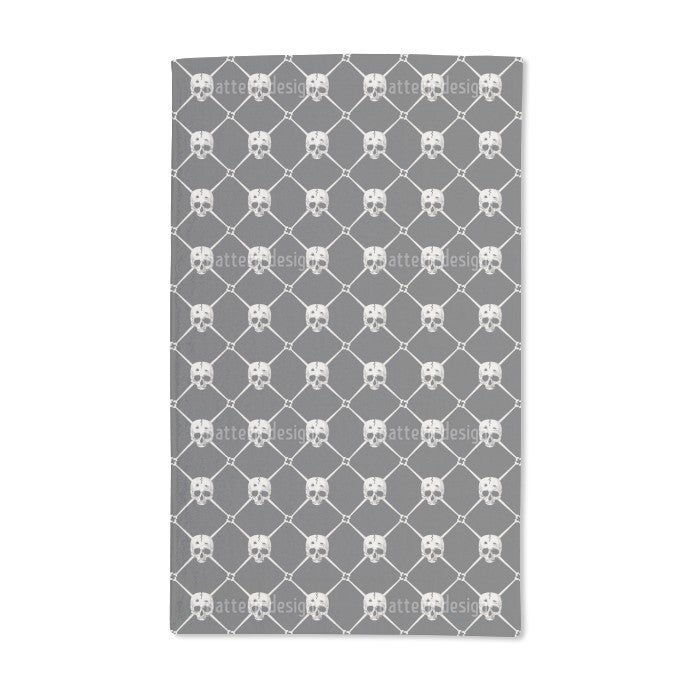 Uneekee In the Pirates Net Hand Towel (Set of 2) (In the ...