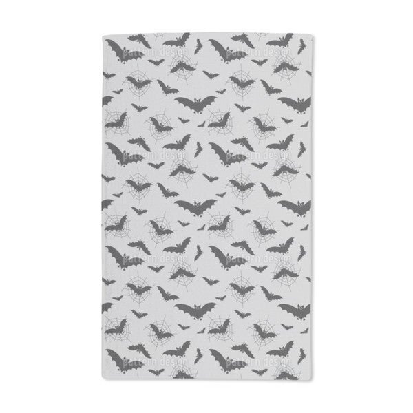 Bats in the Web Hand Towel (Set of 2)