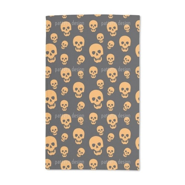 Skull Vision Hand Towel (Set of 2)