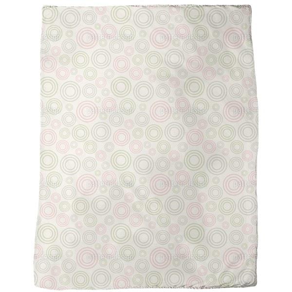 Soft Drops Powder Fleece Blanket