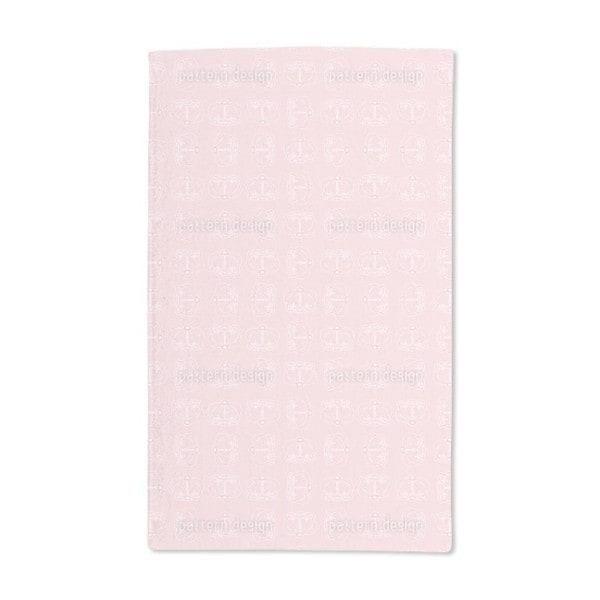 Corona Rose Hand Towel (Set of 2)