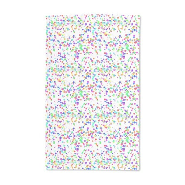 Miscellaneous Colored Confetti Hand Towel (Set of 2)