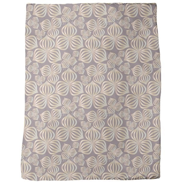 Anis Luminaire Fleece Blanket