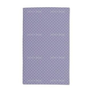 Dena Home Peacock Collection Printed 3 Piece Towel Set
