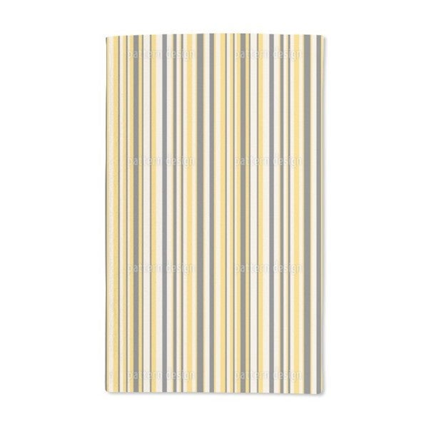 Bee Lines Hand Towel (Set of 2)