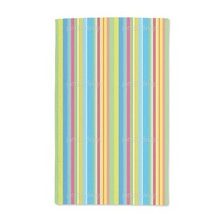 Fresh Stripes Hand Towel (Set of 2)