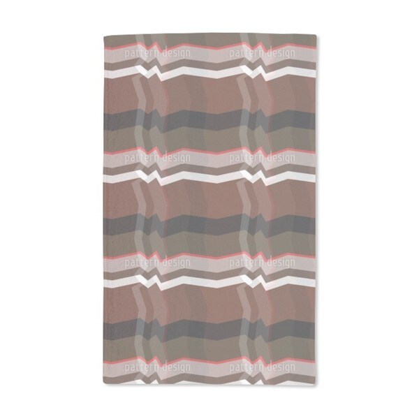 Drapery Hand Towel (Set of 2)