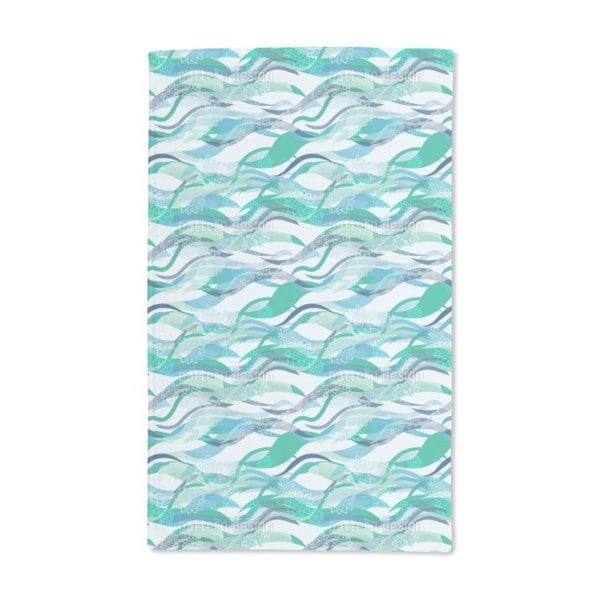 Mermaids Dream Hand Towel (Set of 2)