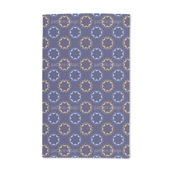 Sea of Stars Hand Towel (Set of 2)