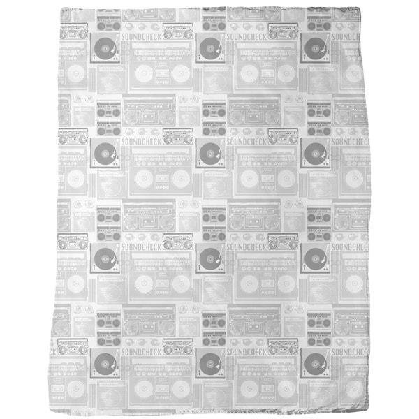 Soundcheck Fleece Blanket