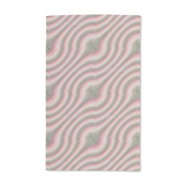 Vertigo Check Hand Towel (Set of 2)