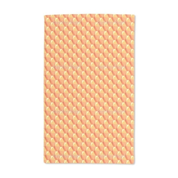Dimensions of the Sun Stones Hand Towel (Set of 2)