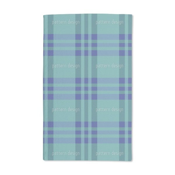 Aberdeen Tartan Hand Towel (Set of 2)