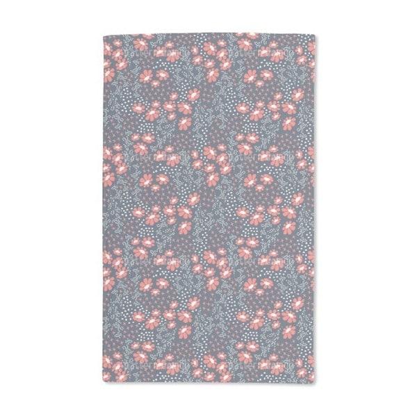 Japanese Summer Night Hand Towel (Set of 2)