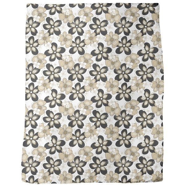 Blossom Party Fleece Blanket