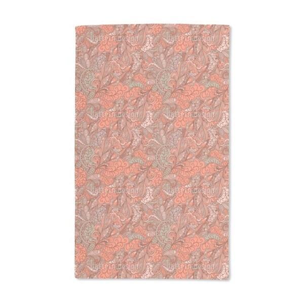 Oriental Fantasies Hand Towel (Set of 2)