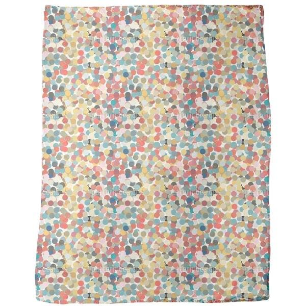 Confettini Fleece Blanket
