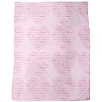 Declaration of Love Fleece Blanket