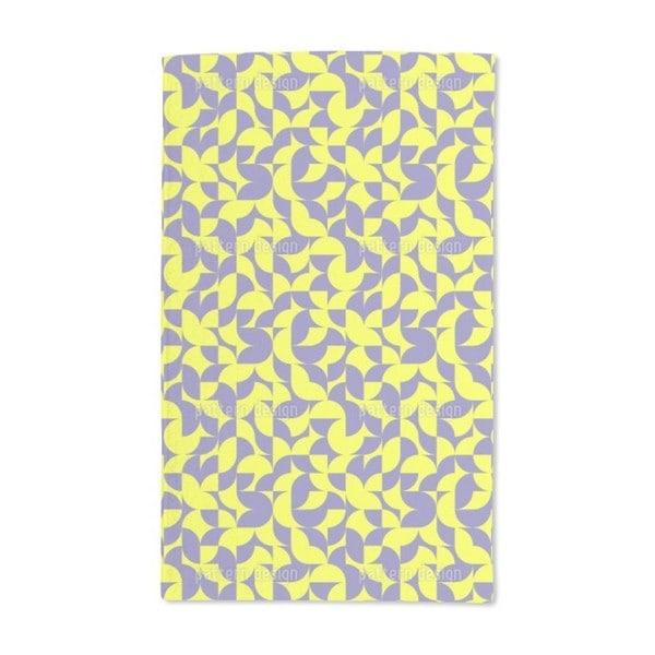 Eulatik Floral Hand Towel (Set of 2)
