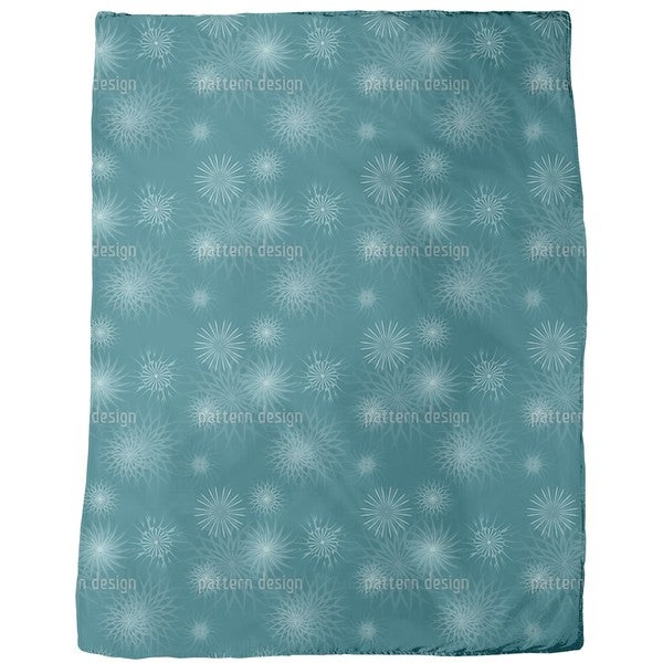 Frostwork Fleece Blanket