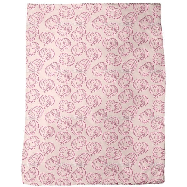 Seed Me Fleece Blanket