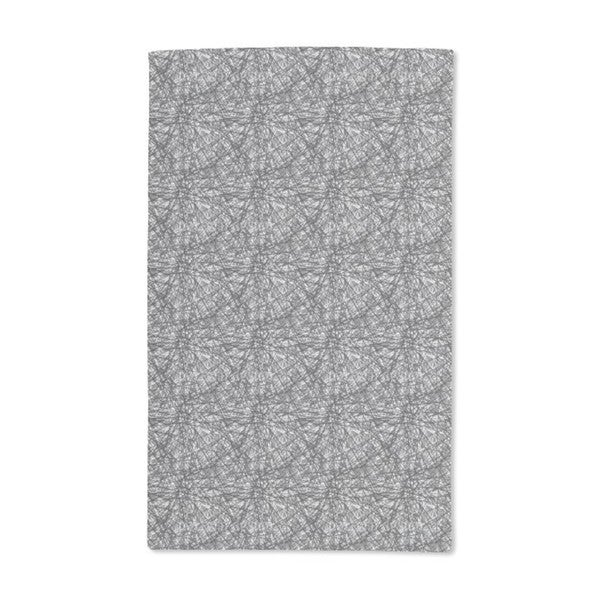 Crossing Lines Hand Towel (Set of 2)
