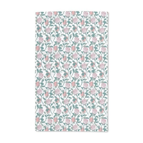 In the English Rose Garden Hand Towel (Set of 2)