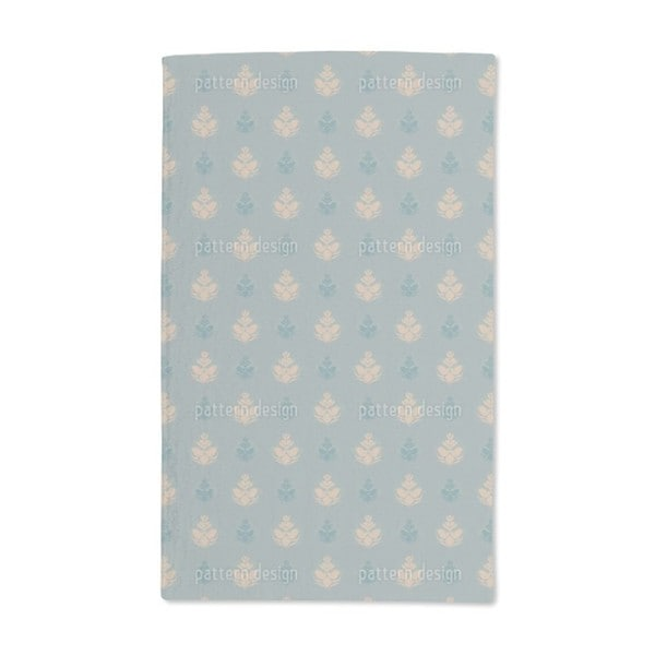 Cool Flower Opulence Hand Towel (Set of 2)