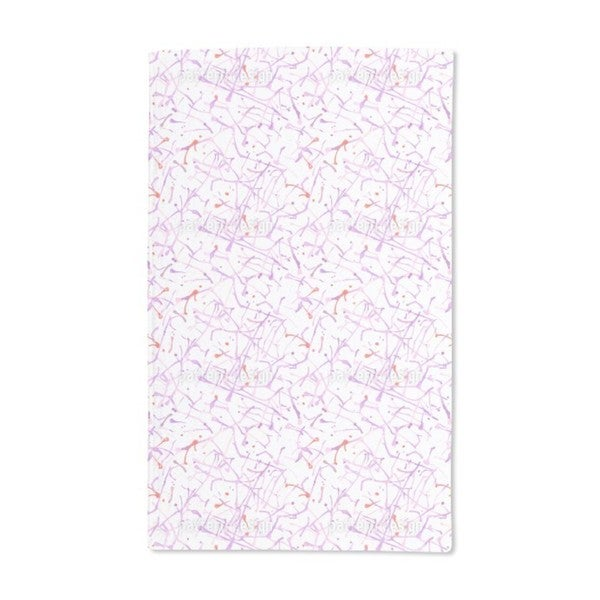 Adding Water Colors Hand Towel (Set of 2)
