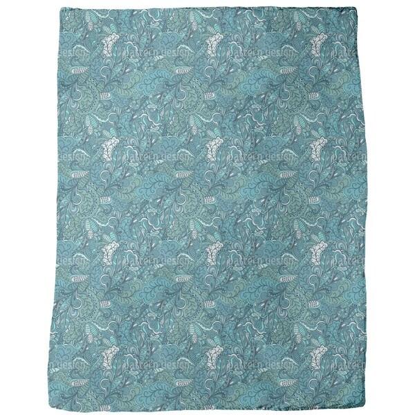 Fantasies of Paradise Fleece Blanket