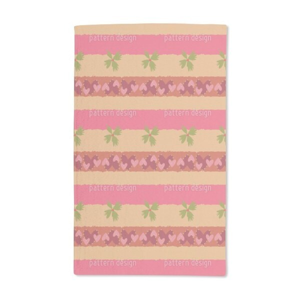 Fields of Love Hand Towel (Set of 2)