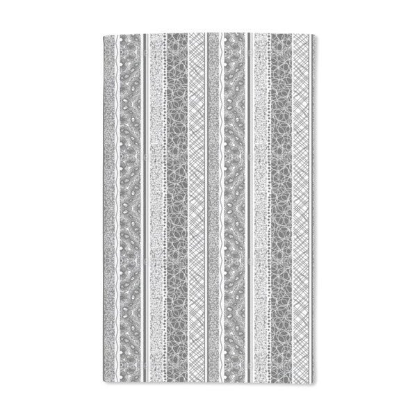 Union of Different Stripes Hand Towel (Set of 2)