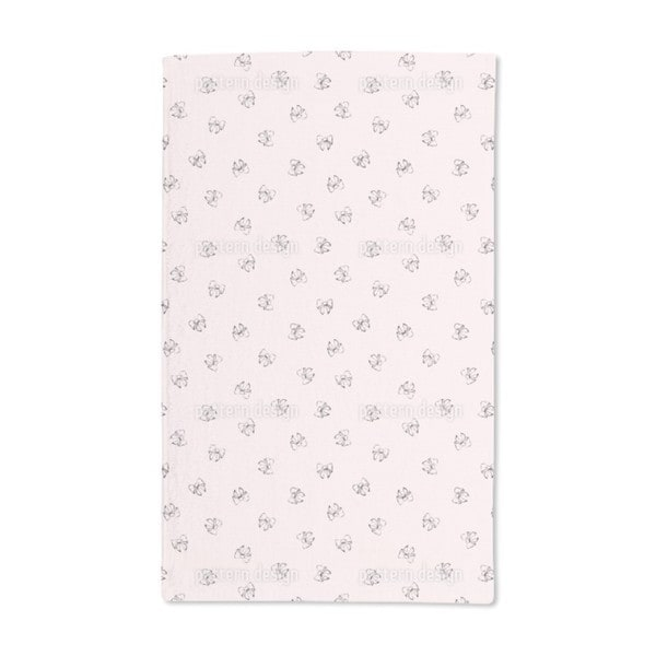 Sweet Bows Hand Towel (Set of 2)