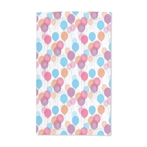 Thousand Balloons Hand Towel (Set of 2)