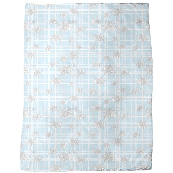 Edelweiss Fleece Blanket