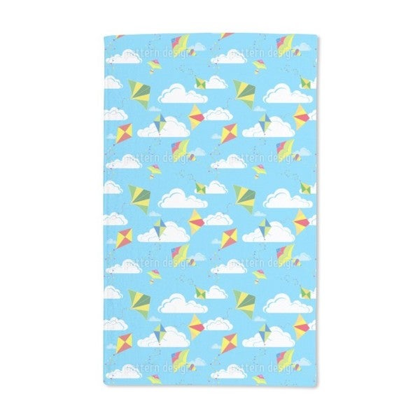 Kites in the Sky Hand Towel (Set of 2)