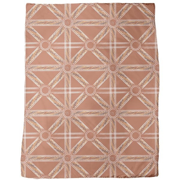 Crossroads Fleece Blanket