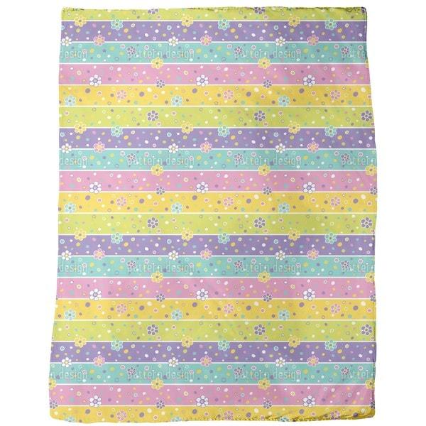 Prima Vista Fleece Blanket