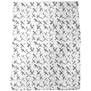 X Marks the Spot Fleece Blanket