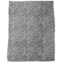 Vero Nero Fleece Blanket