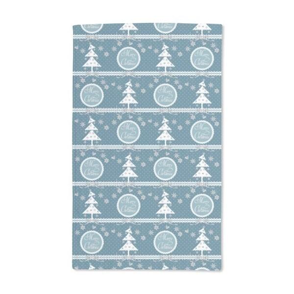 Cold Christmas Hand Towel (Set of 2)