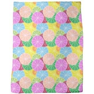 Citronella Fleece Blanket