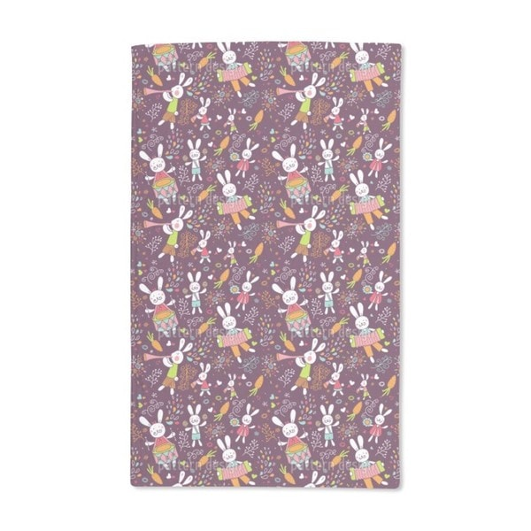 The Bunny Band Hand Towel (Set of 2)