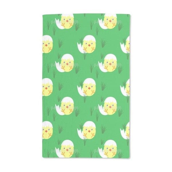 Little Chick Freshly Hatched Hand Towel (Set of 2)