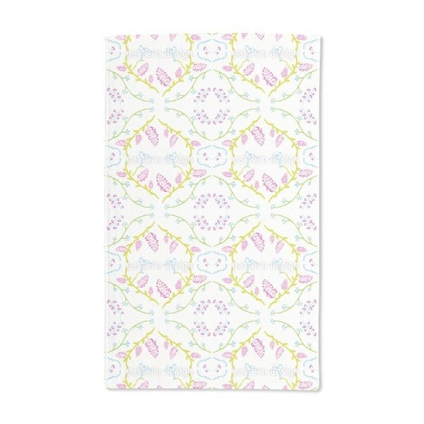 Spring Announcement Hand Towel (Set of 2)