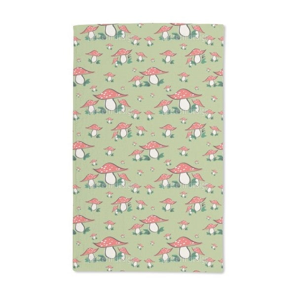 Fly Agaric Hand Towel (Set of 2)