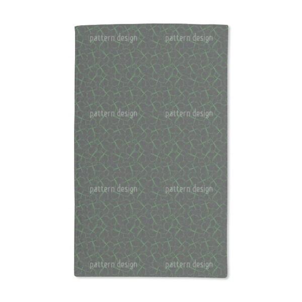 Shamrock Silhouettes Hand Towel (Set of 2)