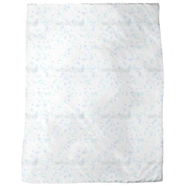 Aqua Soda Club Fleece Blanket