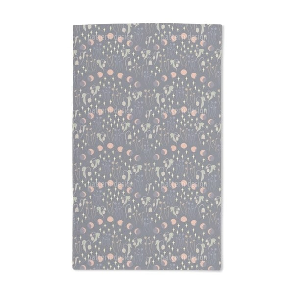 Moon Phases Hand Towel (Set of 2)