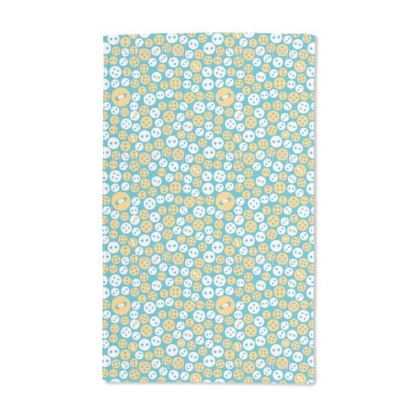 Sweet Buttons Hand Towel (Set of 2)